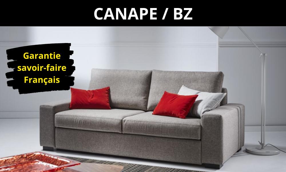 CANAPE - BZ - fabrication Française