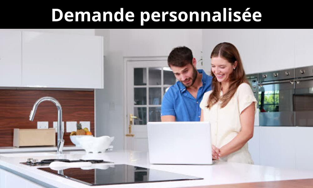 Electroménager - Demande personnalisé - Devis - Rennes - Lorient