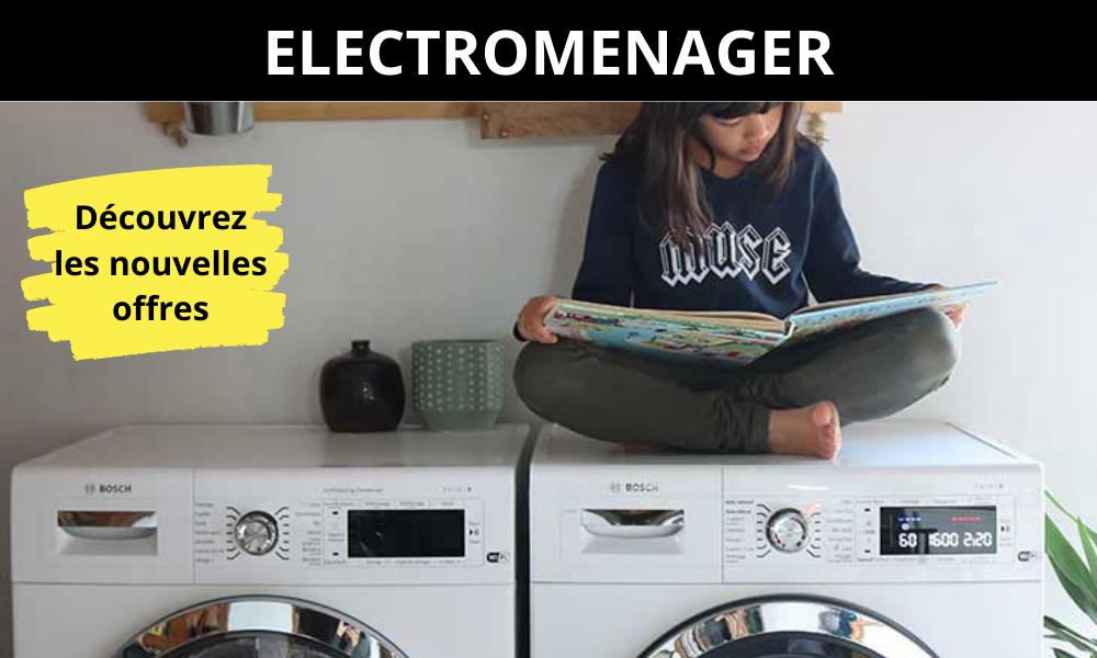 Electroménager - Offres - Bonnes affaires - Promos - Pas cher - Concept Achat - Chantepie - Caudan