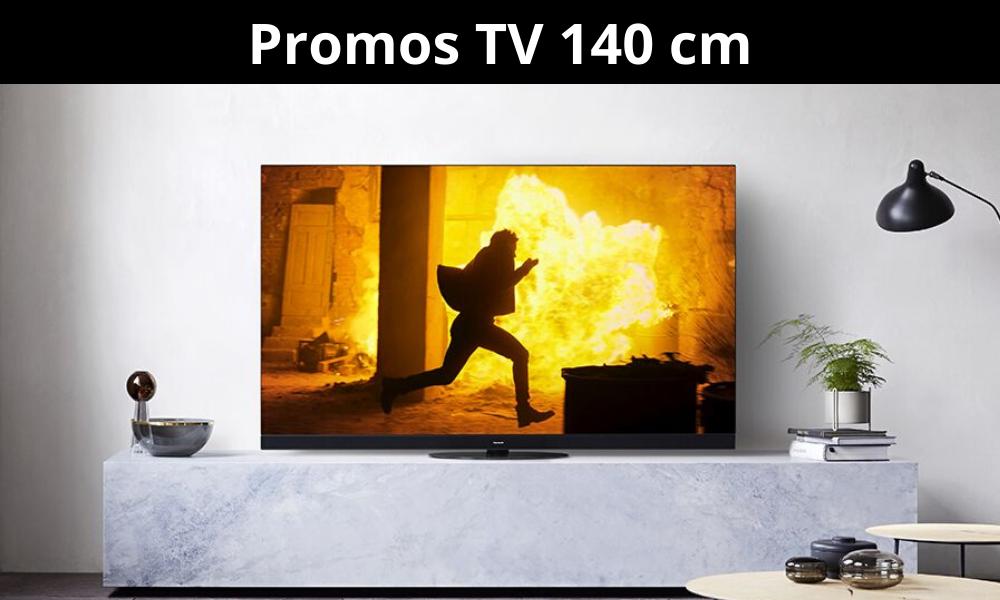 Promos TV 140 cm - Garantie 3 ans